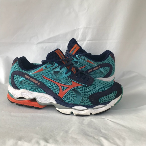 quality products good out x price reduced Mizuno Shoes | Wave Enigma 2 Running Capriemberblue Sz 8 | Poshmark
